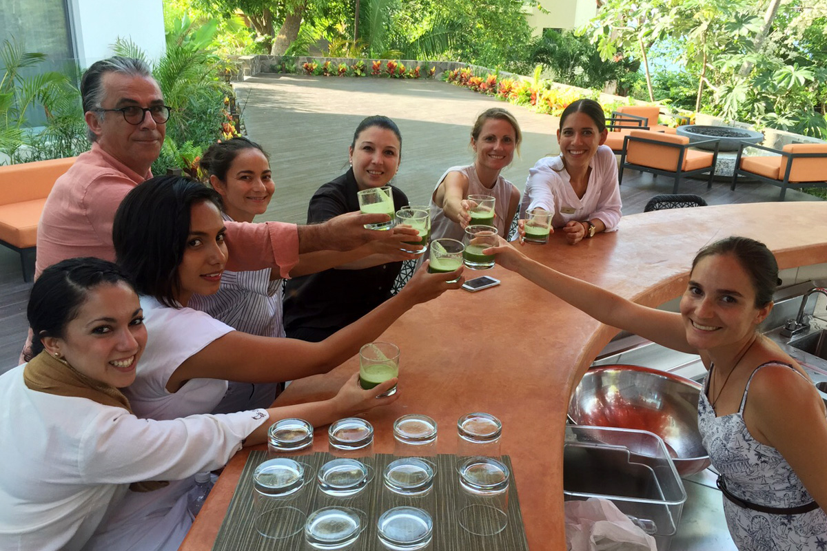Nutrition Classes June Wellness at Hotel Mousa Puerto Vallarta