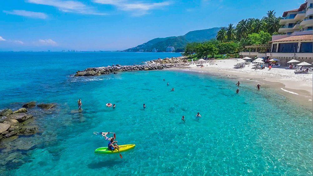 The best beaches in Puerto Vallarta