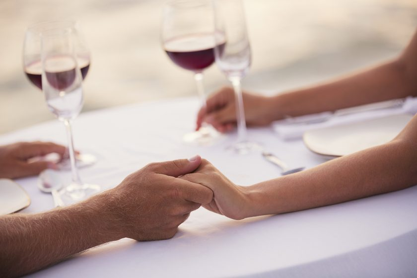 A Choice of Romantic Dinners at Hotel Mousai