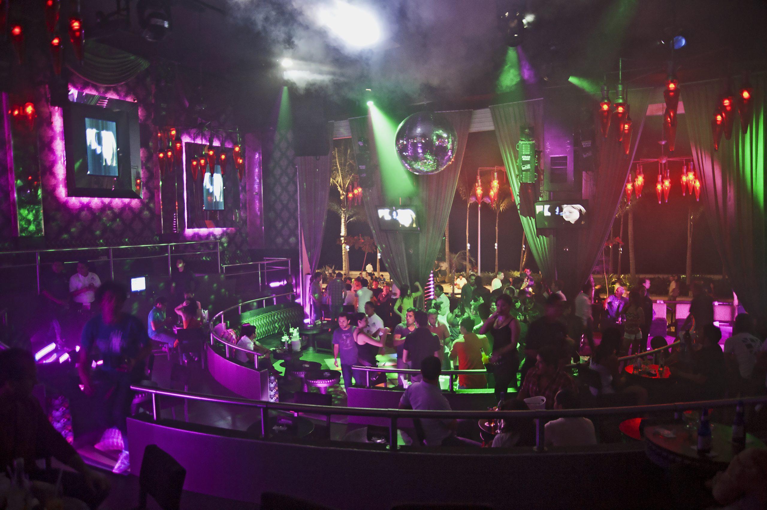 puerto vallarta night clubs