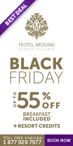 Black Friday Puerto Vallarta