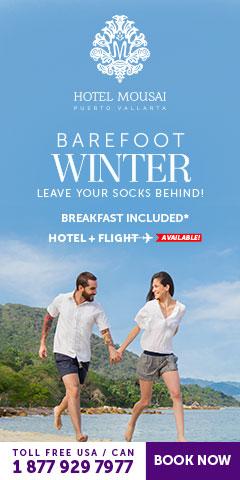 Barefoot Winter Puerto Vallarta