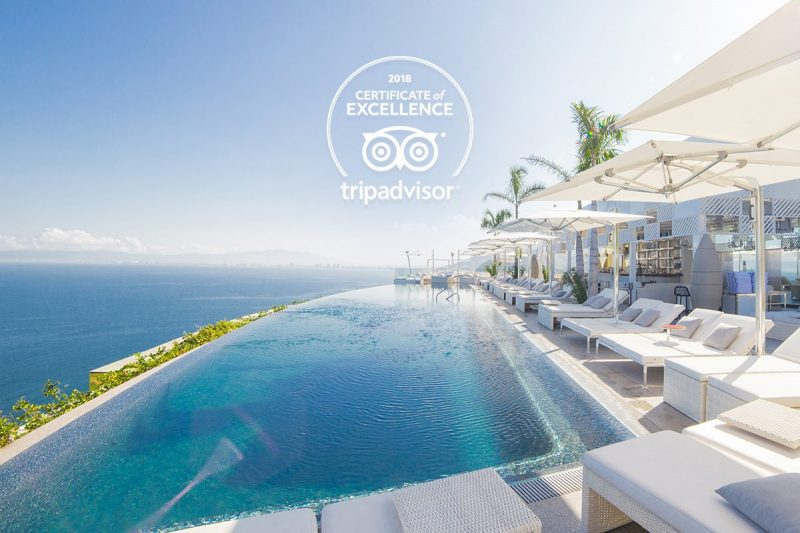 Hotel Mousai awarded TripAdvisor Certificate of Excellence in 2018