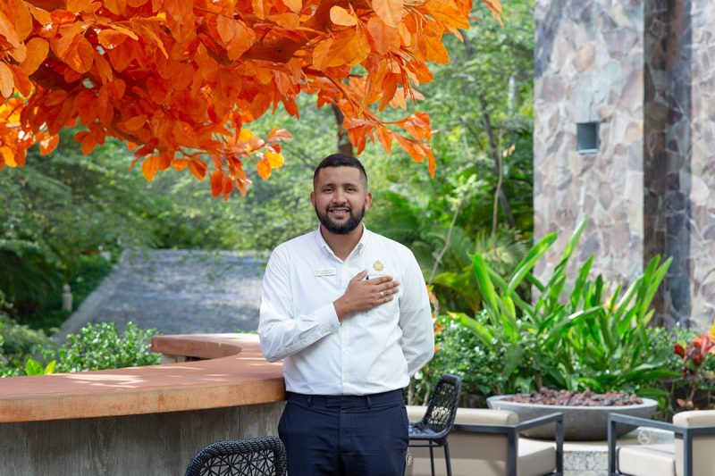 Daniel Gutierrez - Experience Manager, Food and Beverage at Hotel Mousai