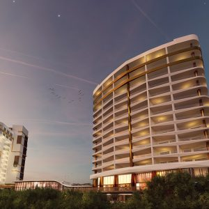Announcing construction of Hotel Mousai's new tower