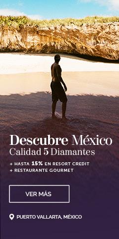 Descubre México, Hotel Mousai Puerto Vallarta