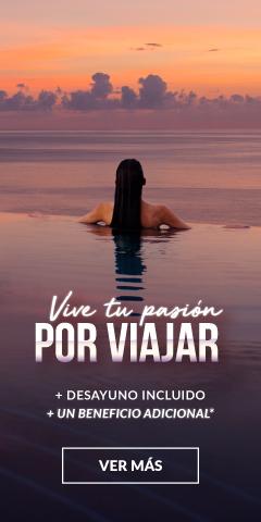 Vive tu pasión por viajar Hotel Mousai Puerto Vallarta