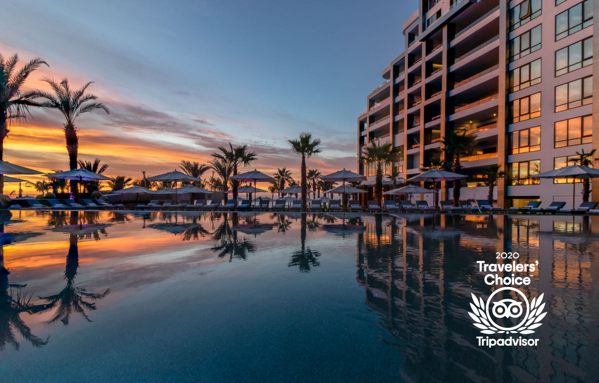 Garza Blanca Los Cabos Received 2020 Travelers' Choice TripAdvisor