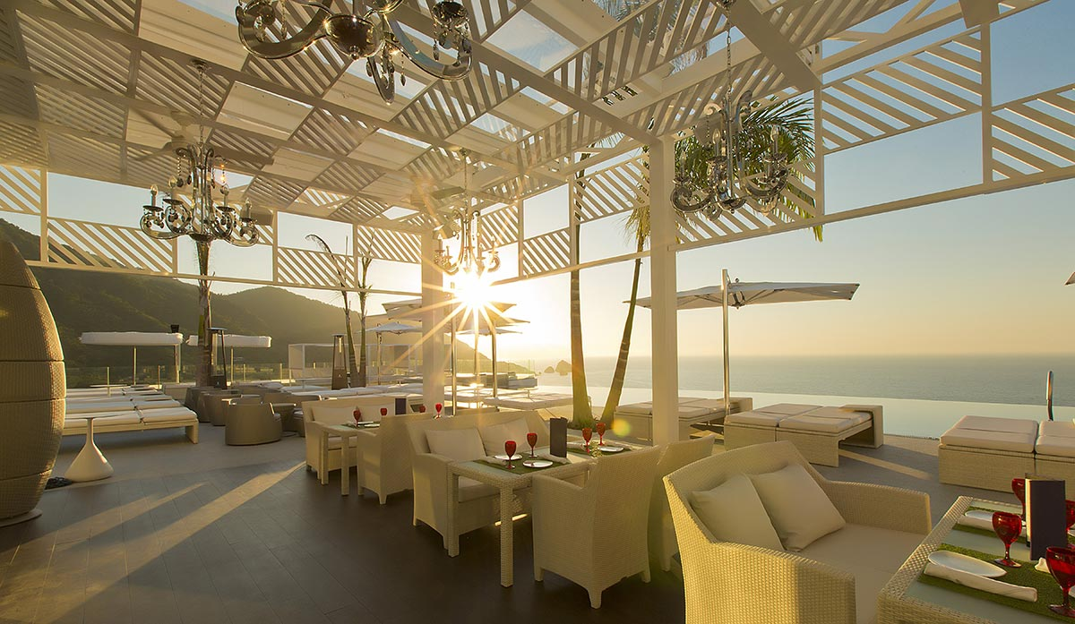 Rooftop Bar Hotel Mousai