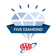 AAA Five Diamond Award for Hotel Mousai in 2019