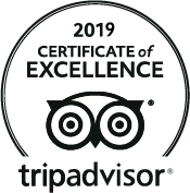Hotel Mousai Awarded Tripadvisor Certificate of Excellence in 2019