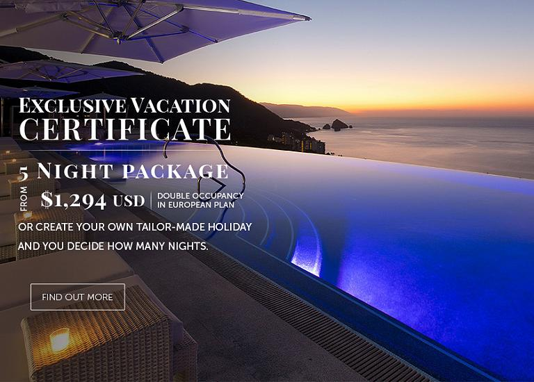Exclusive 5 Nights Vacation Certificate