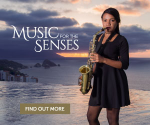 Music for the senses Hotel Mousai