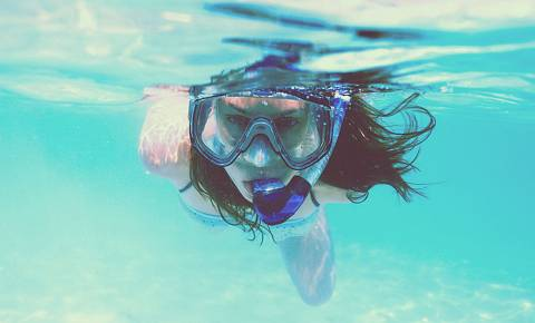 Snorkel at Hotel Mousai