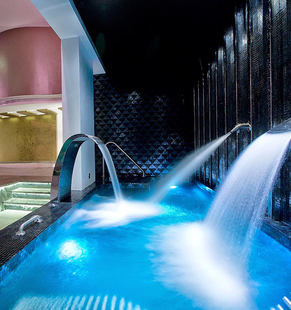 Hydrotherapy Ritual at Spa Imagine