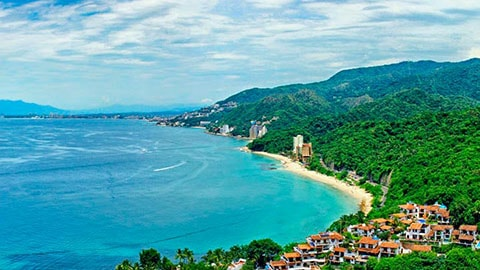 Location Hotel Mousai Puerto Vallarta