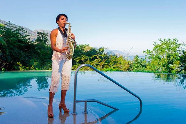 Kátherin González Álvarez - Saxophone