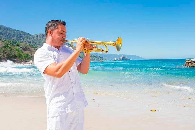 Jorge Luis Escalona Reyna - Trumpet