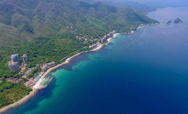 Resort Location - Hotel Mousai Puerto Vallarta